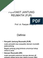Penyakit Jantung Reumatik (Pjr)