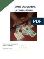 Cortemos Las Garras de La Corrupcion