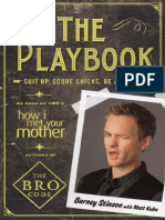 The Playbook -  Suit up. Score chicks. Be awesome.pdf