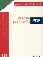 En Torno de La Cuestion Penal-Zaffaroni Eugenio Raul.