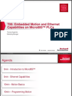 Embedded Motion Enet on Micro800 Plcs