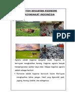 (Falah) Perekonomian Indonesia