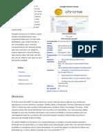Google Chrome Canary - Wikipedia, La Enciclopedia Libre
