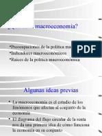 Macroeconomía ppt