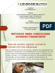 Tasa de Cambio
