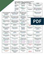 Calendarizacion Curso Virtual Fisica 2 Ene 2017