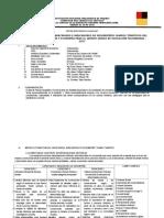 MATRIZ DE COMPETENCIAS Y CAPACIDADES HGE 2 ° - copia