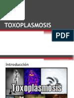 Toxoplasmosis 1