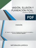Evasión, Elusión y Planeación Fical