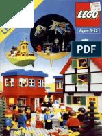LEGO 1980 6000-1 Ideas Book