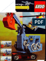 LEGO 1980 8888-1 Expert Builder Idea Book