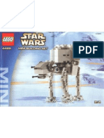 LEGO 4489 - Mini AT-AT