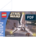 LEGO 4494 - Mini Imperial Shuttle