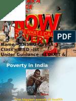 Poverty in Indiaorignal
