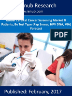 Global Cervical Cancer Screening Market Forecast