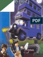 LEGO Set 4755 - The Knight Bus