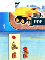 LEGO Set 7243 - Construction Set