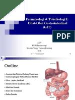 Farmakologi GIT