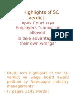 Wage Board