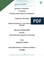 KLIF U3 A4 Ramirez Alvarado Jose Grover