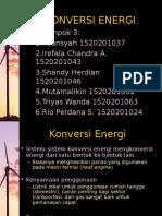 Konversi Energi Ppt