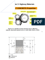 Calculation of Asphalt Concrete Properties