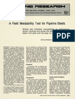 A Field Weldability Test for Pipeline Steels.pdf