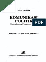 Buku Komunikasi Politik Pdf
