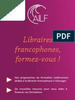 Catalogue Libraires Francophones, Formez-Vous !
