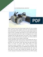 Aplikasi Motor Dc Brushless Pada