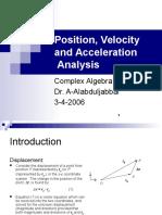 Handout-presntation on Pva Analysis 0