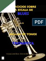 Ejercicios Escala de Blues Trompeta (Demo)