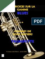 Exercices Gamme Blues Trompette (Démo)