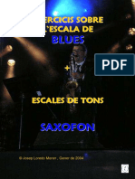 Exercicis Escala Blues Saxofon (Demo)