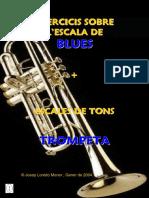 Exercicis Escala Blues Trompeta (Demo)