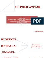 Curs 4 Stomacul Policompartimentat