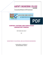 Cs Lab Manual