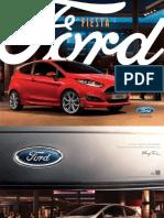 Brosura Ford Fiesta