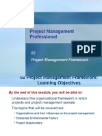 02 Project Management Framework