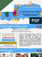 NIOS Board Admission Last Date 2017 | Kapoor Study Circle
