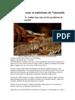 El Licor de Cocuy Es Autóctono de Venezuela