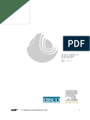 IJUP 2010 - Livro resumos-2010 pdf | High Performance Liquid