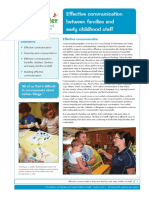 03_Effective Communication Between Families and Early Childhood Staff