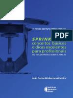 1º Prêmio ISB Sprinklers Conceitos Básicos e Dicas Excelentes Para Profissionais