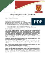 safeguarding 2016 - safeguardingstaffreplyform