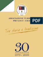 Associazione Turistica Pro Loco Uras - 3o anni di attività