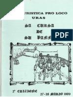 "Associazione Turistica Pro Loco Uras - ""Sa cursa de su pannu"""