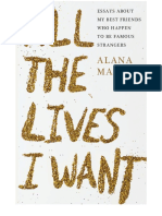 All the Lives I Want - Alana Massey