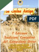 """Associazione Turistica Pro Loco Uras - """"Sa Coxina Antiga"""""""