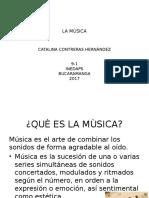 La Música!